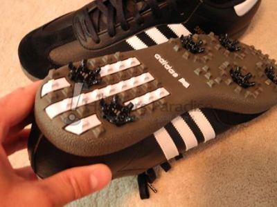 Adidas Samba Golf Shoes Review The Hackers Paradise