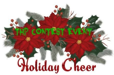 The 2012 Holiday Cheer Ultimate Contest Event
