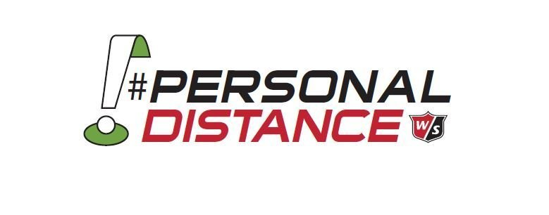 Personal Distance Logo