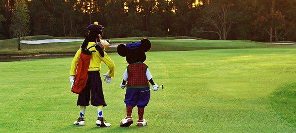 """MICKEY AND GOOFY"""