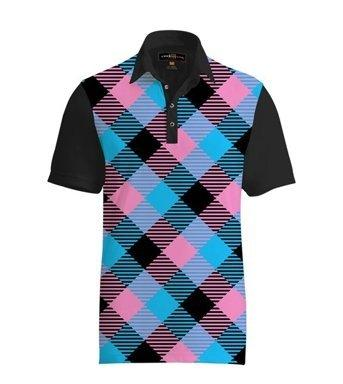 2325482b1 Loudmouth Golf s spectacular Fancy polo shirts are the perfect complement  to solid pants of any color. They also look great with your favorite jeans!
