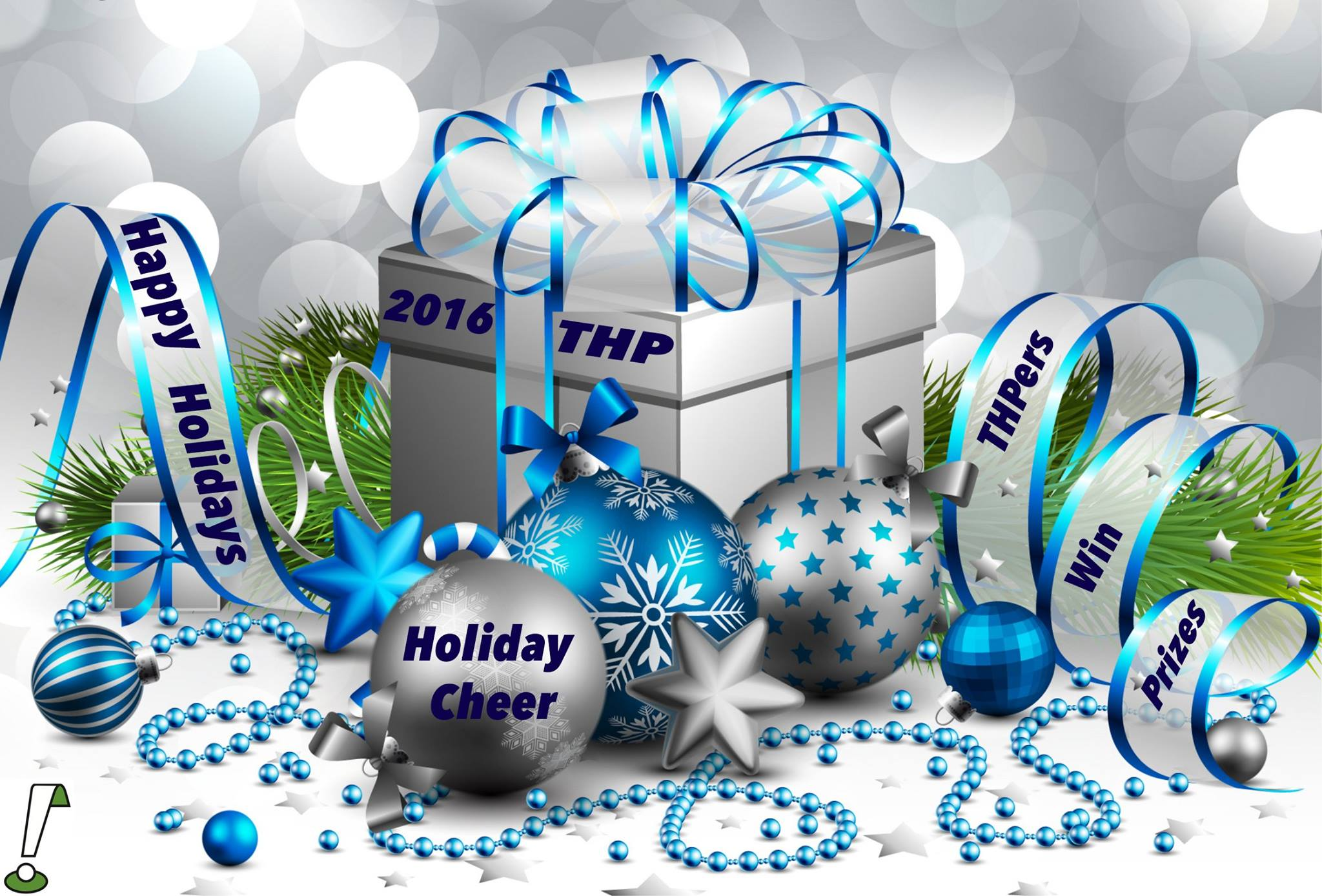 THP Holiday Cheer Day 1 – Win Snell Golf for a Year!