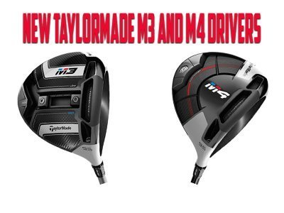 TaylorMade M3 and M4 Drivers - The Hackers Paradise