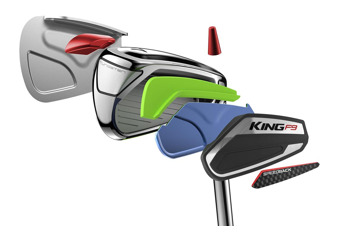 Cobra KING F9 SpeedBack Irons and Hybrids - The Hackers Paradise