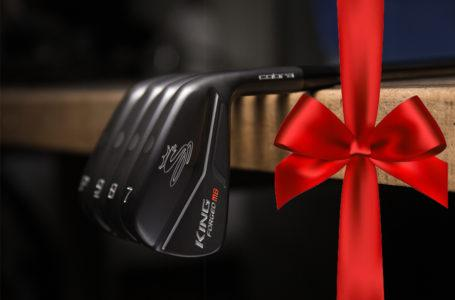 Win Rickie Fowler's Irons and Grips: 2018 THP Holiday Cheer
