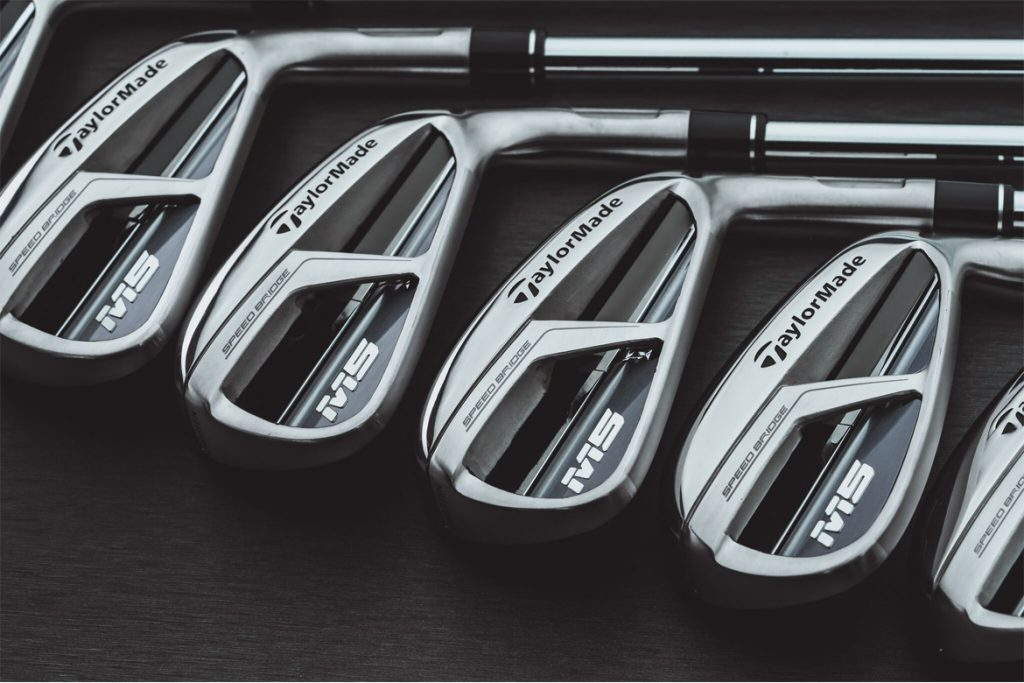 TaylorMade M5 and M6 Irons - The Hackers Paradise