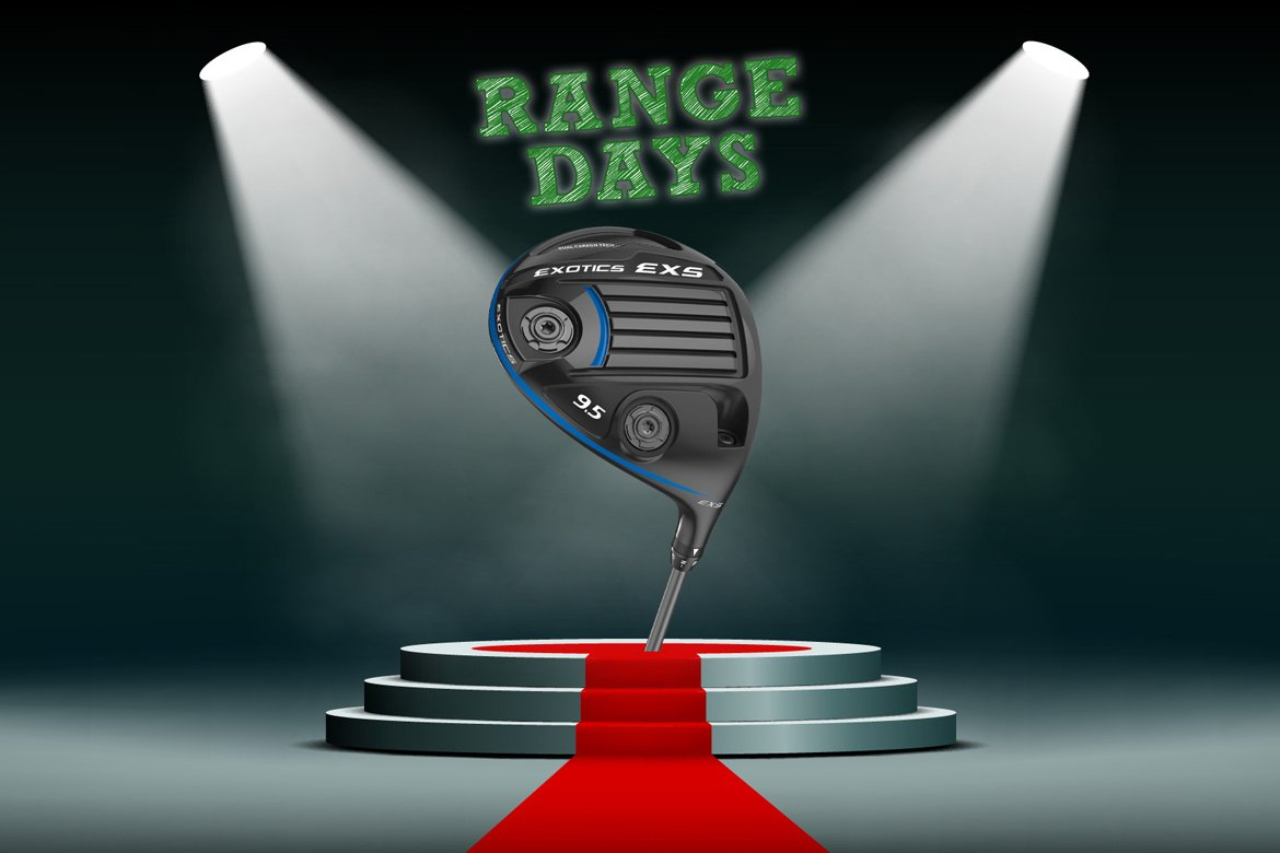 Tour Edge Exotics EXS Driver: Range Days Breakdown