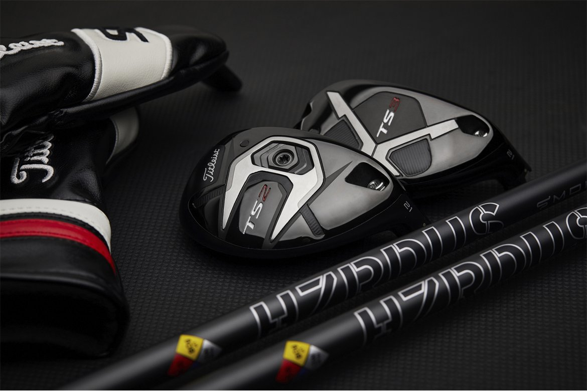 First Look: Titleist TS Hybrids