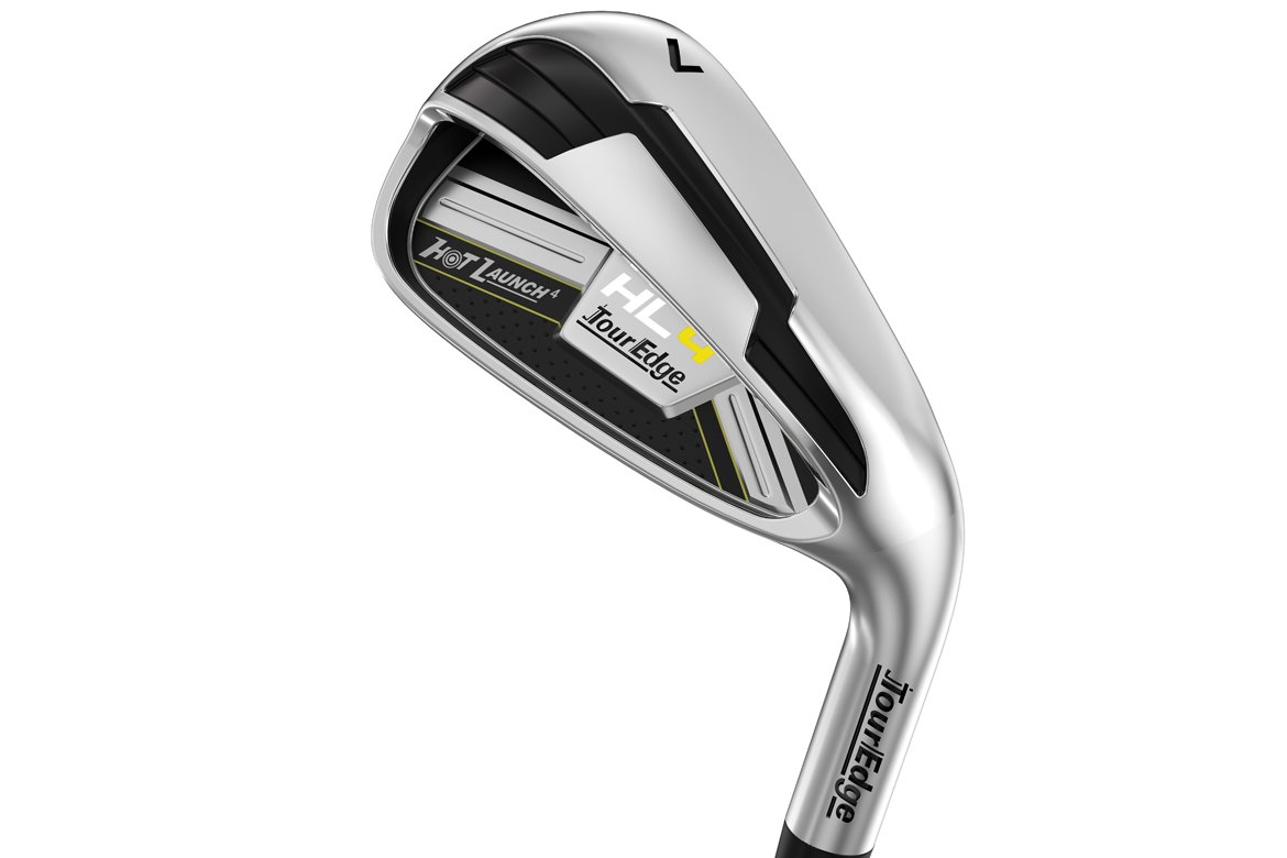 First Look: Tour Edge HL4 Iron Sets