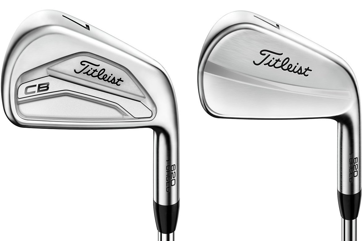 First Look: Titleist 620 CB and MB Irons