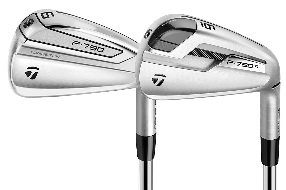 FIRST LOOK: TaylorMade P790 and P790 Ti Irons
