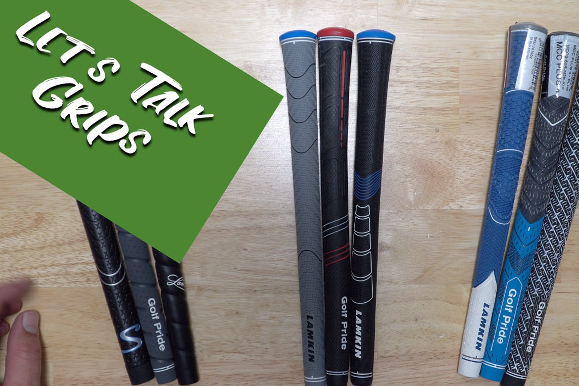 Choosing Your Swing Grips