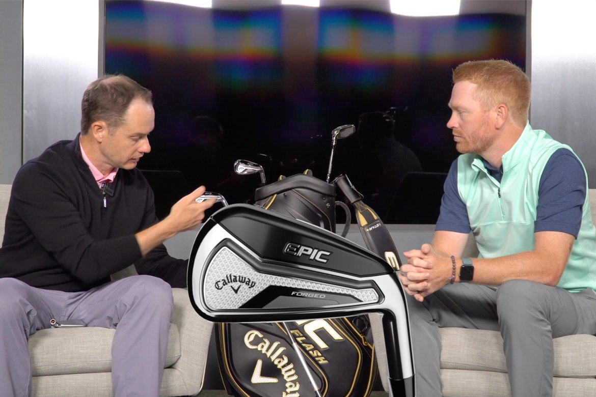 Tech Talk: Callaway Epic Forged Irons