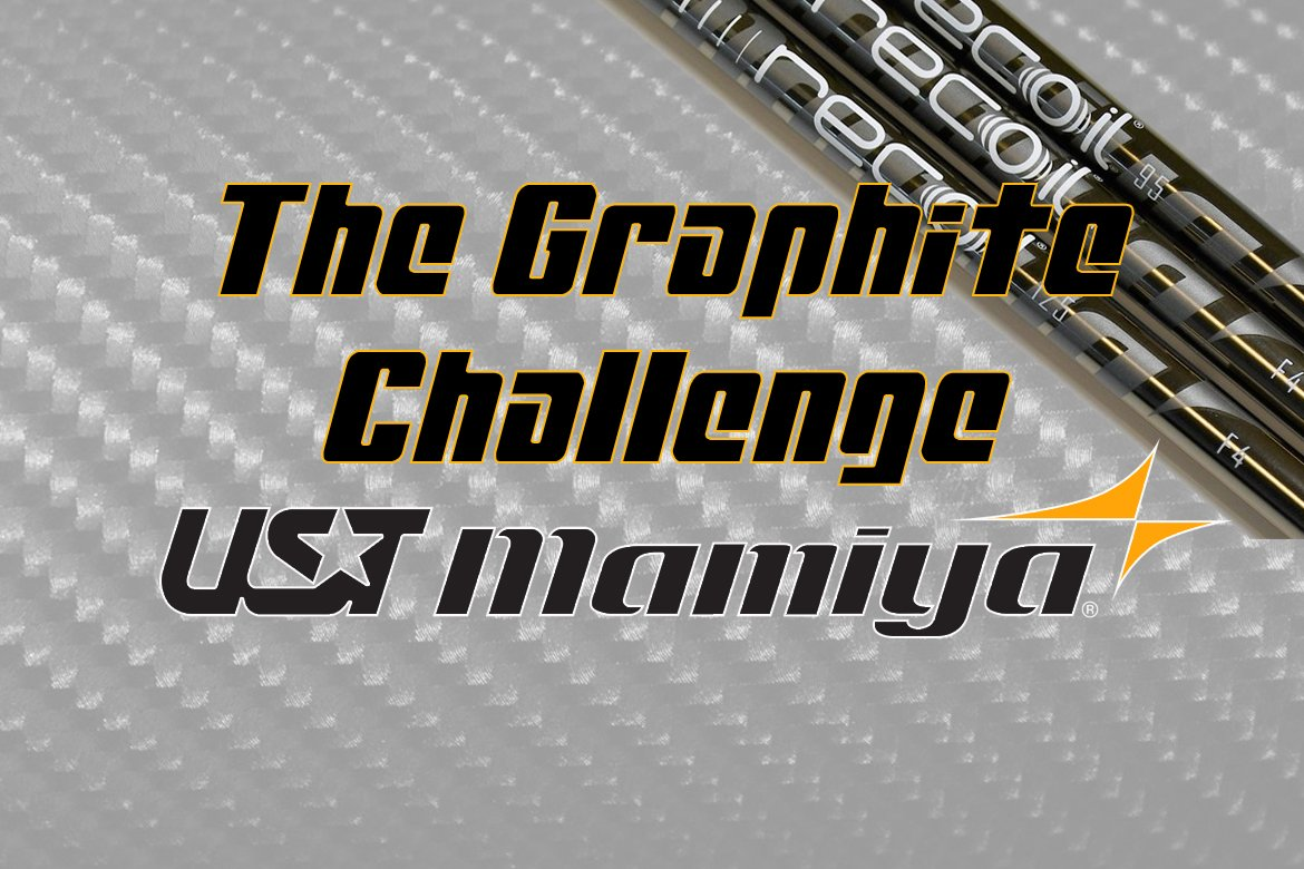 The Graphite Challenge with UST Mamiya