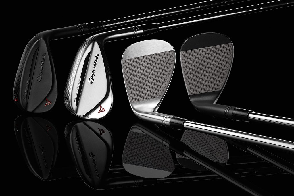 FIRST LOOK: TaylorMade MG2 Wedges