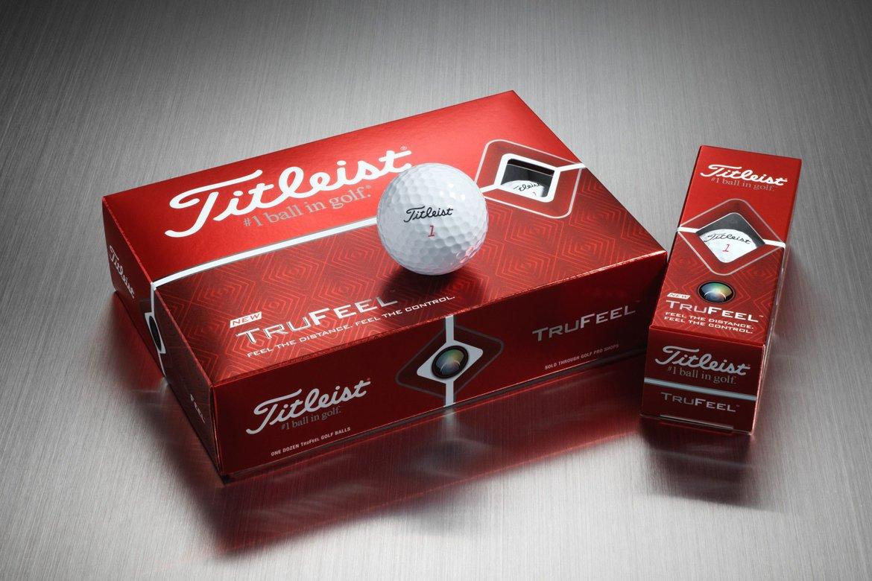 First Look: Titleist TruFeel Golf Balls