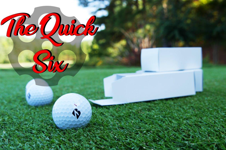 Bridgestone Golf: Achieving Distance, Cover Materials and New Prototype Golf Balls