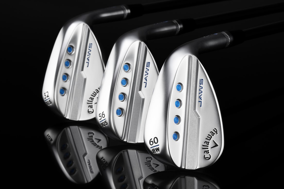 First Look: Callaway MD5 Jaws Wedges