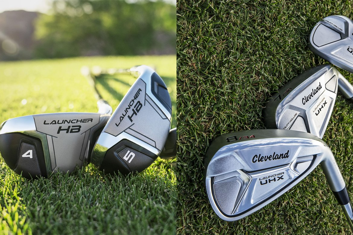 First Look: Cleveland Launcher HB Turbo Irons and Launcher UHX Irons