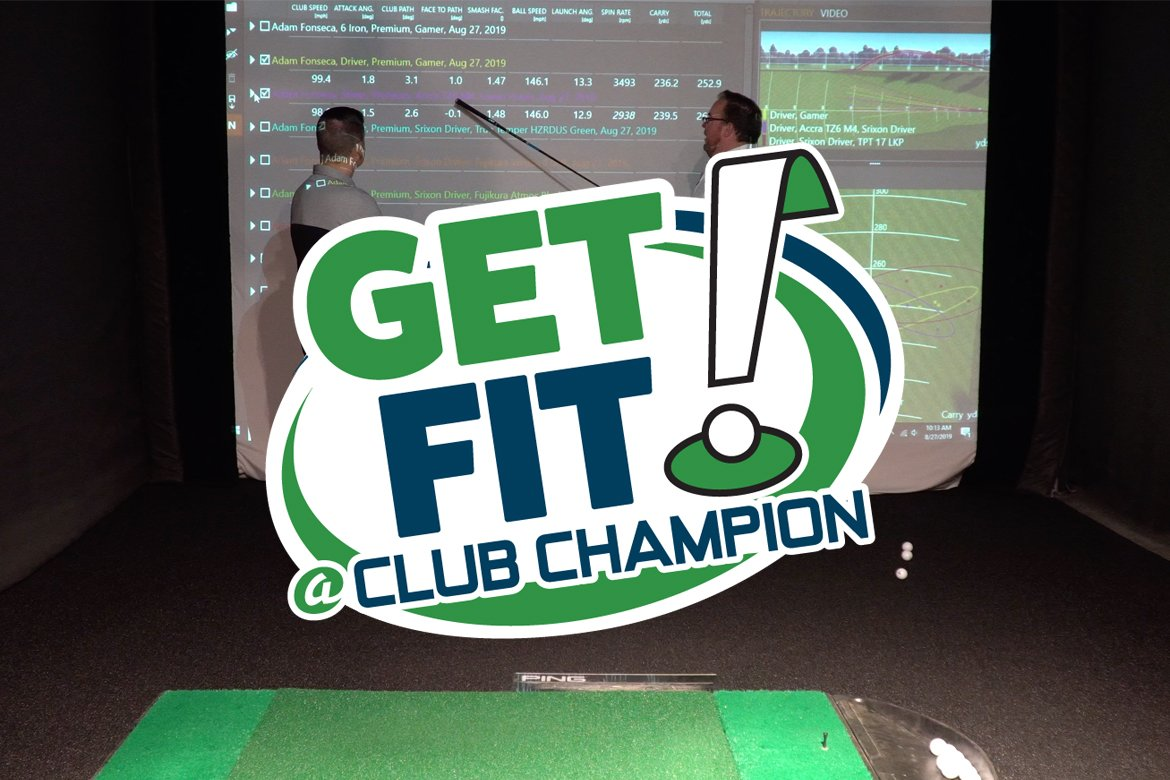 What is a Club Champion Driver Fitting Like?