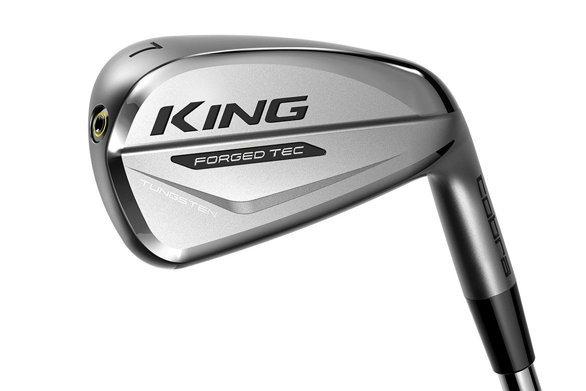 First Look: 2020 Cobra KING Forged TEC Irons