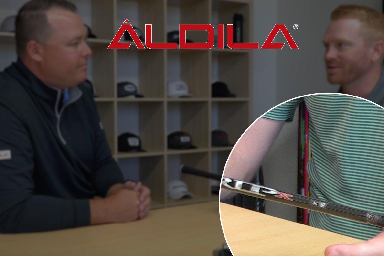 First Look: Aldila RIP-X Shafts