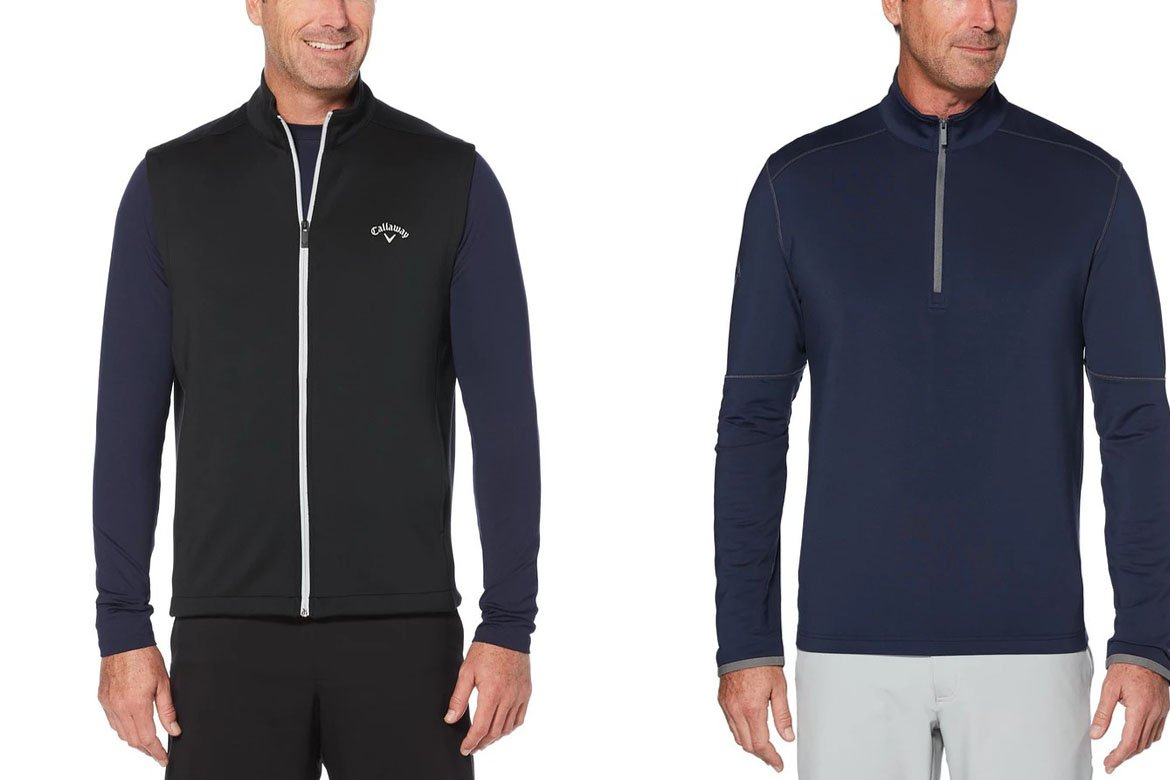 Callaway Weather Series Apparel Review
