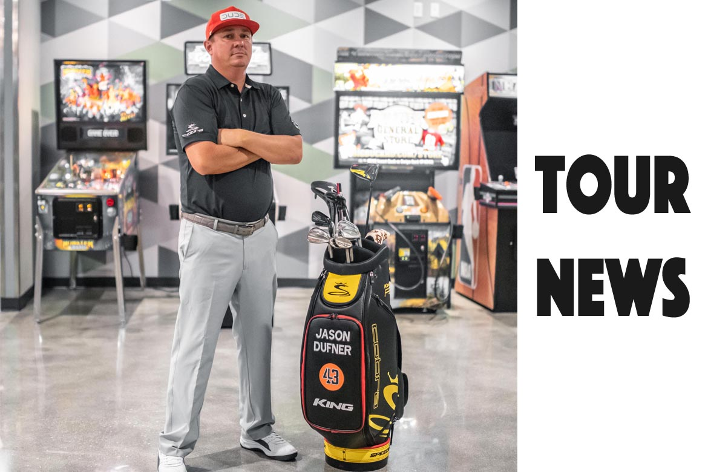 Jason Dufner Joins the COBRA Golf Tour Staff