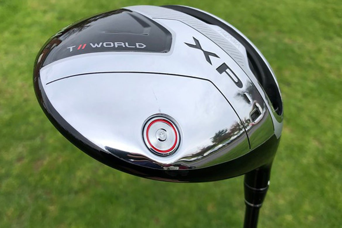 Honma TW-XP1 Driver Review