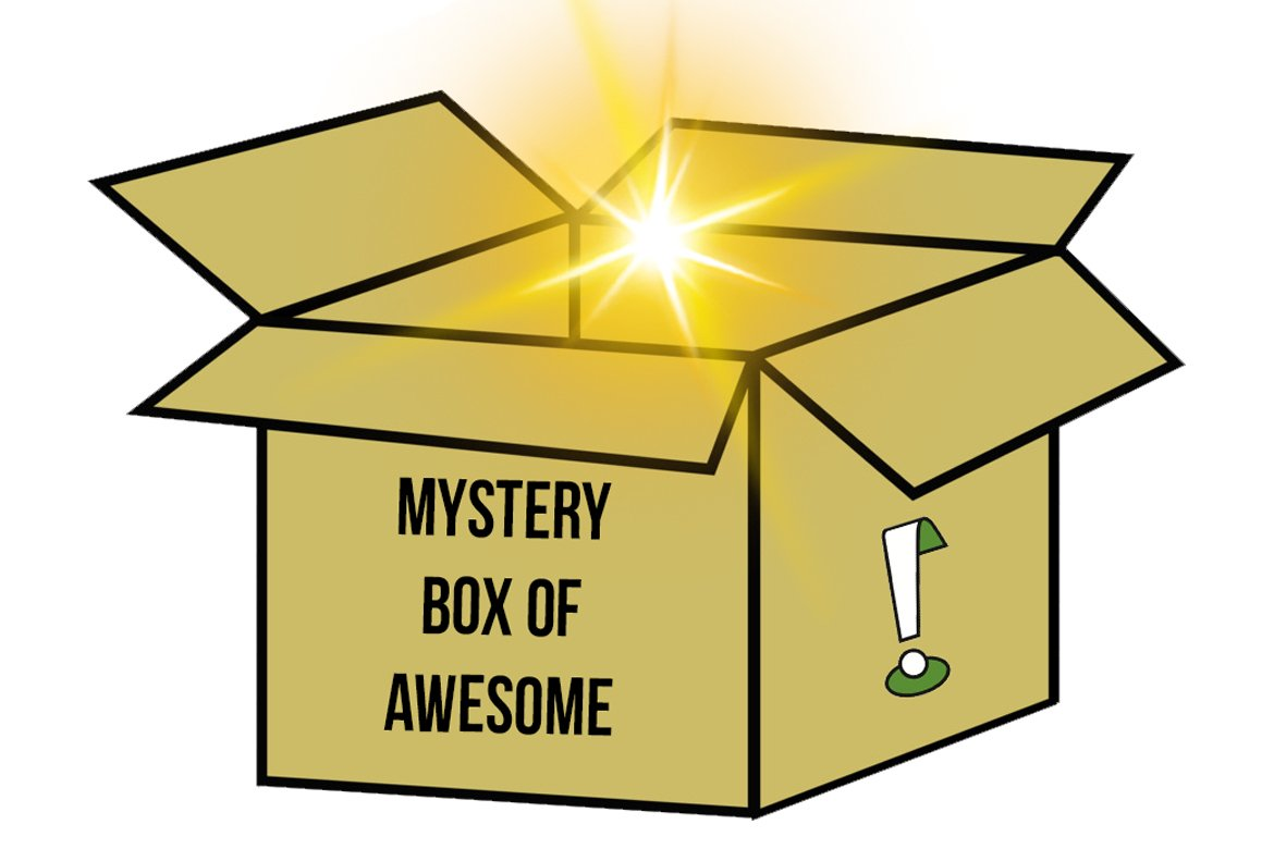 Day 4 Contest for 2019 THP Holiday Cheer: Mystery Box of Awesome: