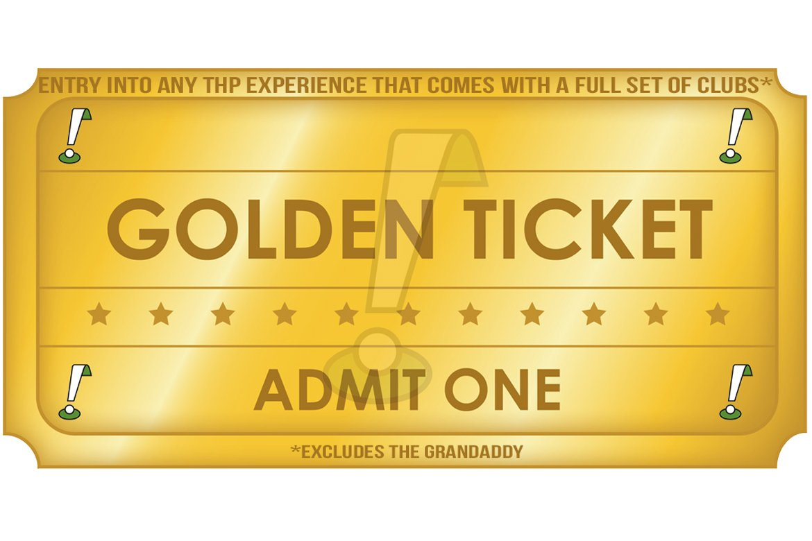Day 3: 2019 THP Holiday Cheer – The Golden Ticket