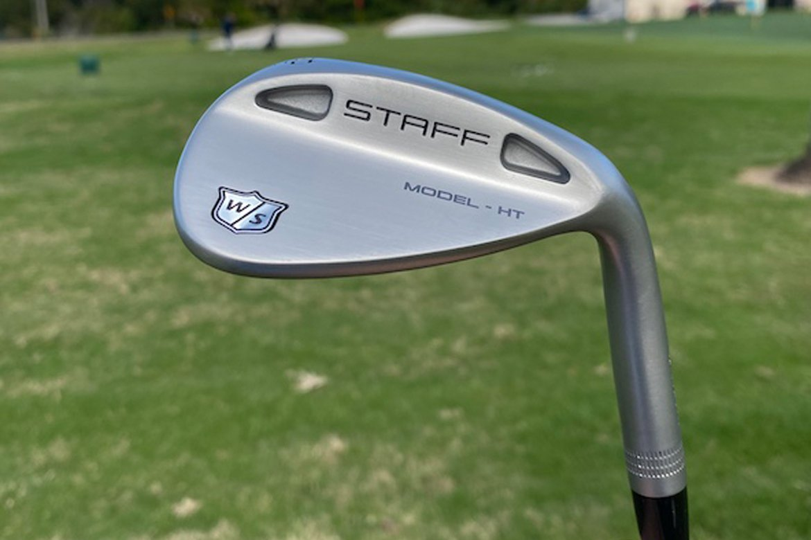 First Look: Wilson Staff Model and High-Toe Wedges
