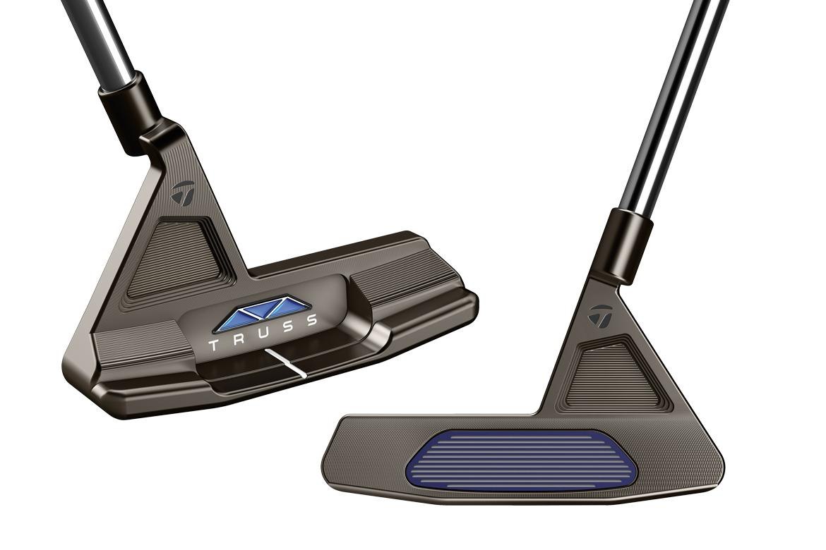 First Look: TaylorMade Truss Putters