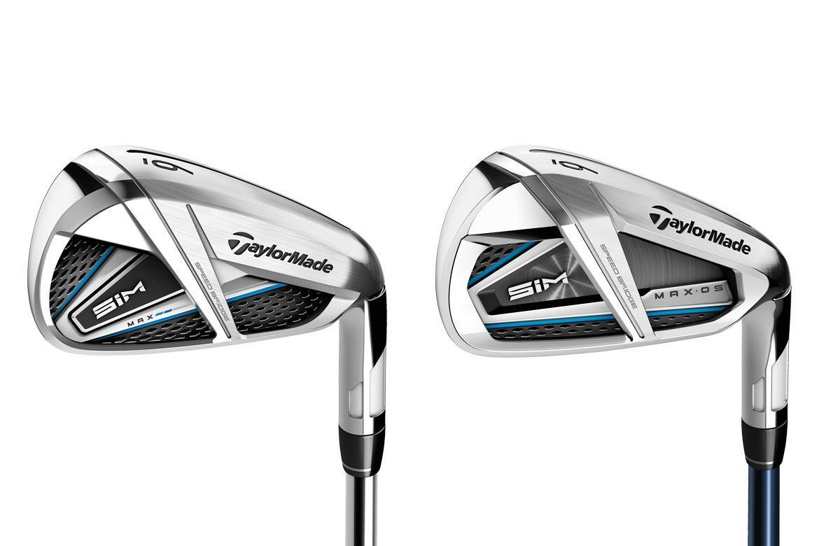 First Look: TaylorMade SIM MAX and SIM OS Irons