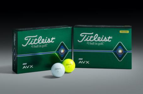 First Look: Titleist 2020 AVX Golf Ball