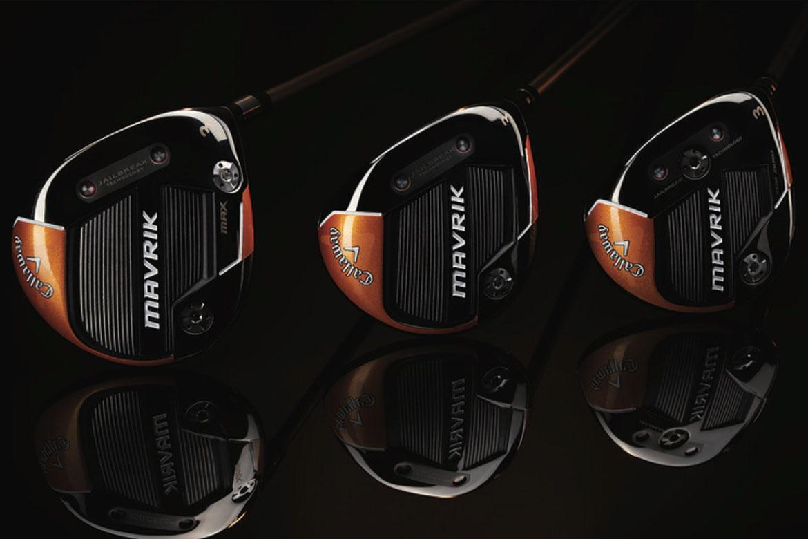 First Look: Callaway MAVRIK Metalwoods and Hybrids