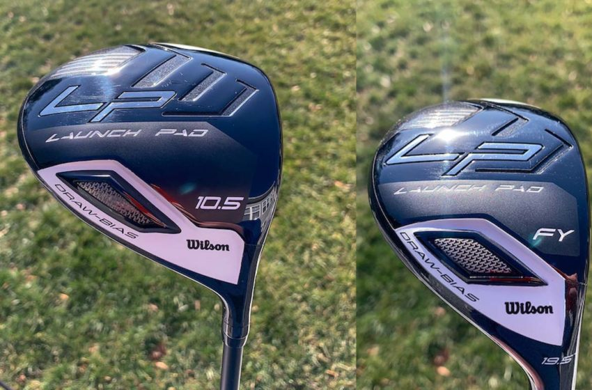 Wilson Golf Launch Pad Driver & Launch Pad FY Review