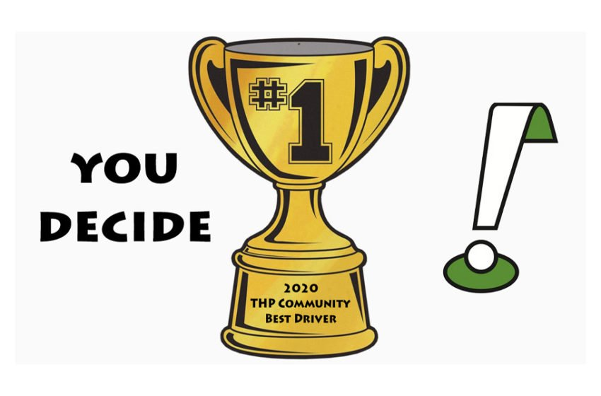 THP Community Choice: Best Driver of the Year