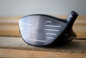 Deeper face on the GS53 Max driver