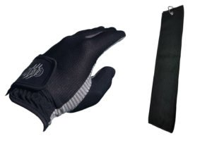 Free towel with glove purchase