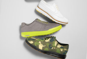 Cole Haan Golf Shoes all three styles