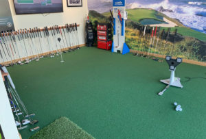 putter fitting at club champion