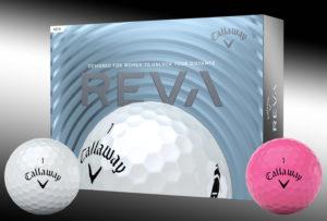 Callaway REVA Golf Balls