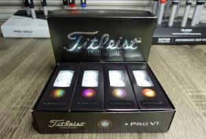 Titleist Pro V1 Left Dot Golf Balls