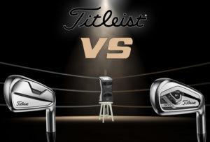 Titleist T200 vs T300 irons